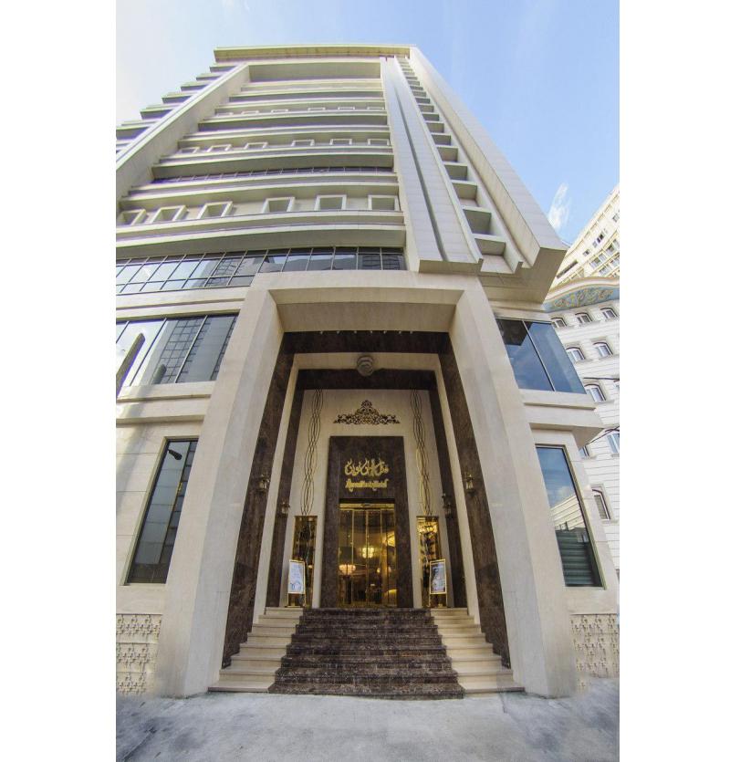 فندق الماس الجدید