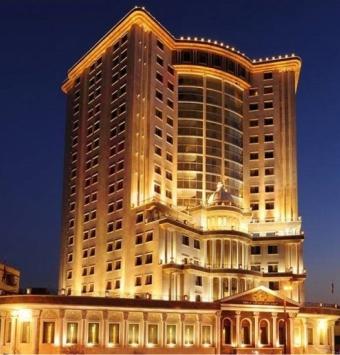 فندق قصر طلائي مشهد