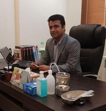الدكتورحسین حامدی