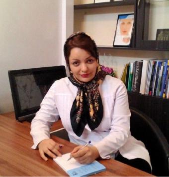 الدكتورة غزاله جعفري